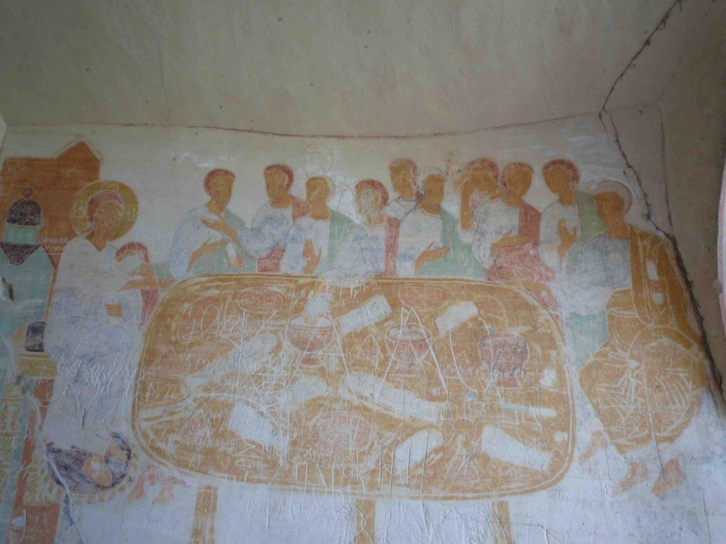 Cave Frescos