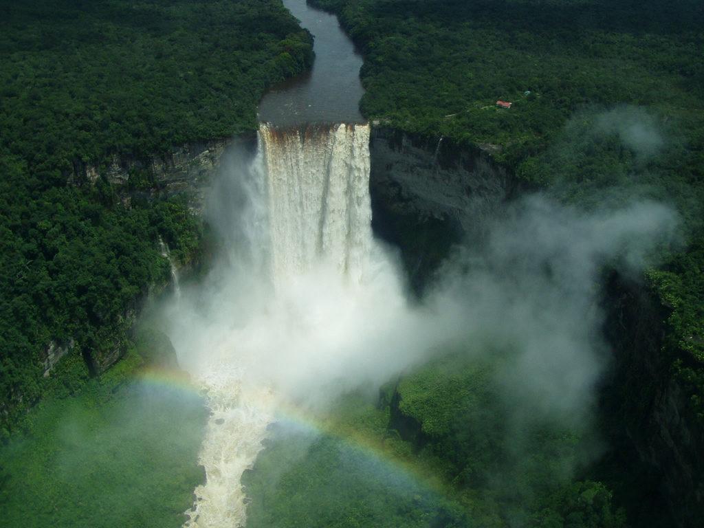 Kaietur Falls