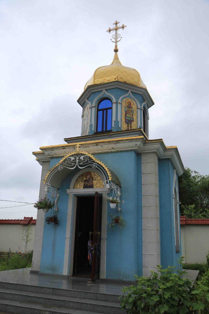 St Tiron Gatehouse