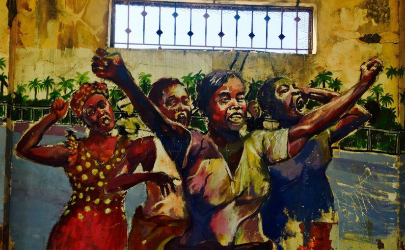 Côte d'Ivoire – not so Grand Bassam