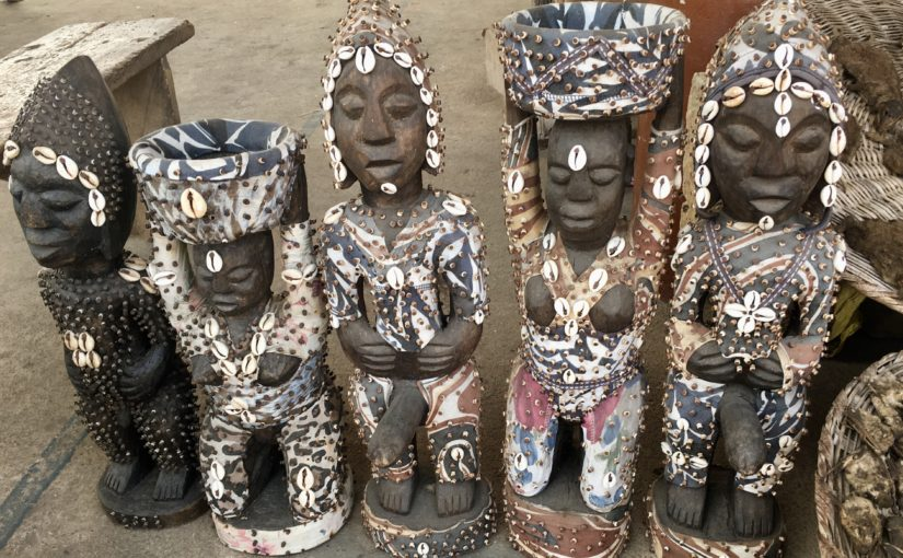 Togo – the fetish delights of Lome