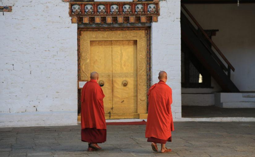 Bhutan – Penises in Punakha